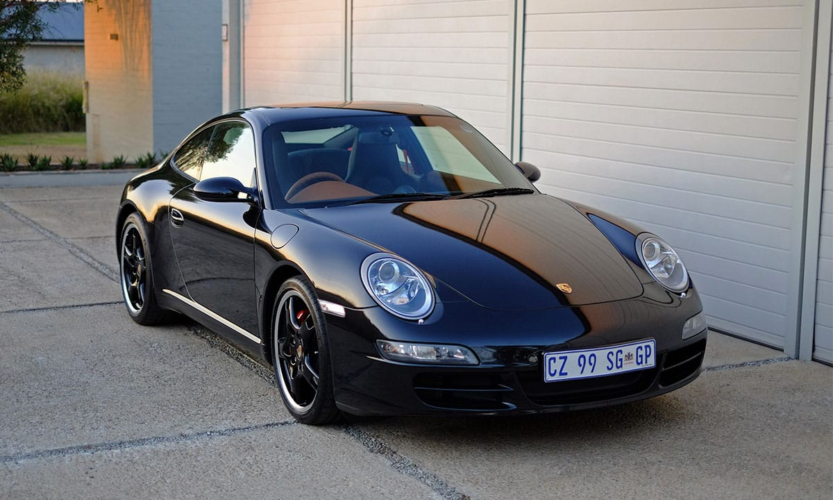 Dutchmann Porsche Contemporary